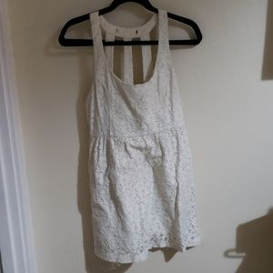 Lace dress perfect for summer